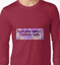 Amazing Grace T Shirt Long Sleeve T-Shirt