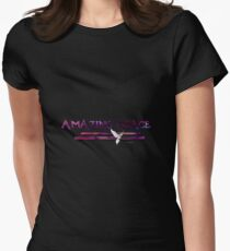 Amazing Grace T Shirt 3 Women's Fitted T-Shirt