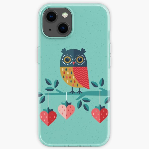 Owl Always Love You iPhone Soft Case