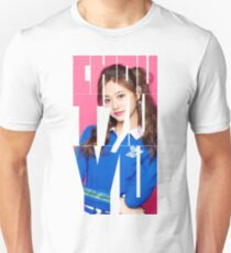 TWICE Japan One More Time Tzuyu Typography T-Shirt