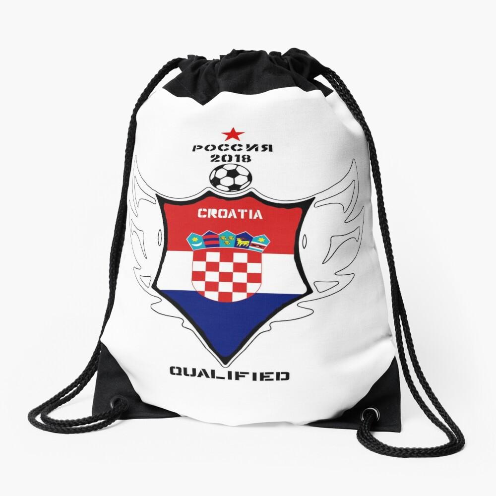 Croatia Turnbeutel