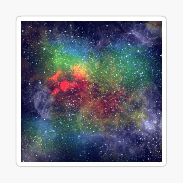 Space Wonder Sticker