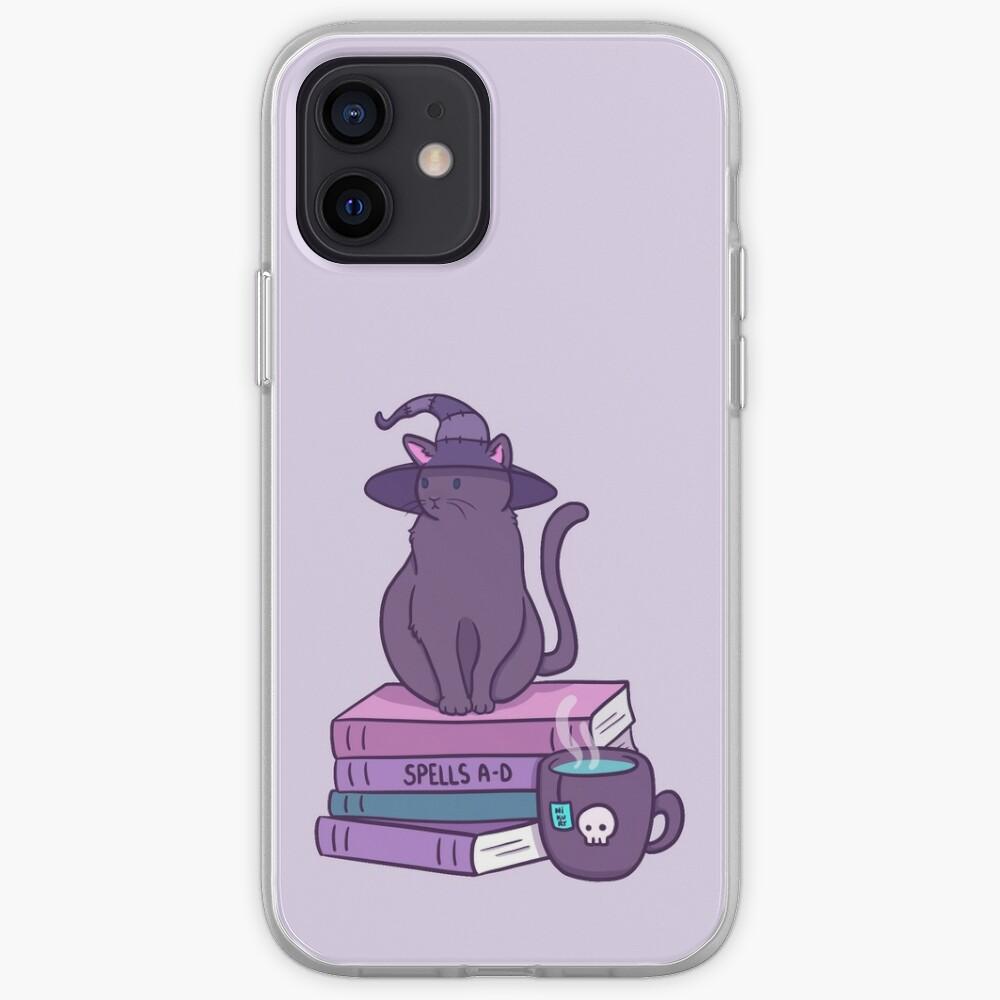 Feline Familiar | Nikury iPhone Case & Cover