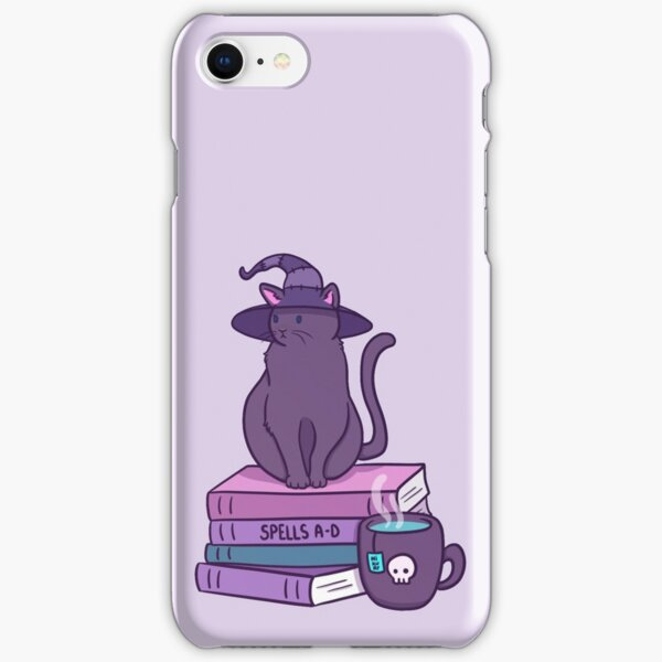 Feline Familiar iPhone Snap Case