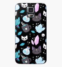 Herb Witch // Black Case/Skin for Samsung Galaxy