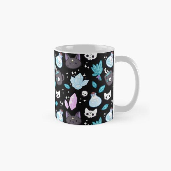 Herb Witch // Black   Nikury Classic Mug
