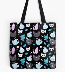 Bolsa de tela Herb Witch // Black