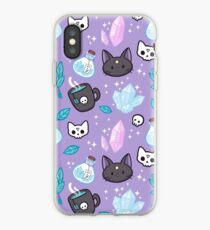 Vinilo o funda para iPhone Herb Witch