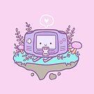 Cutie Gamer by nikury