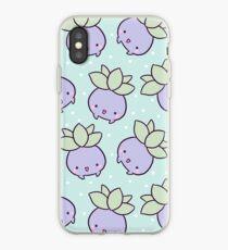 Happy Turnip iPhone Case