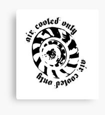 air cooled only Canvas Print