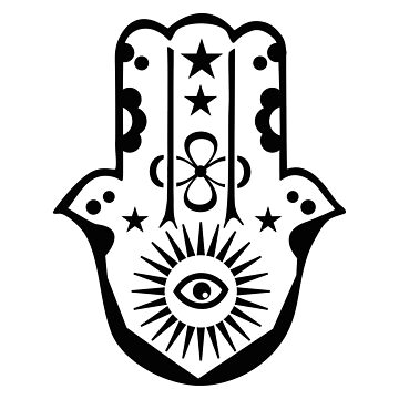 Hand of Fatima by Teepack
