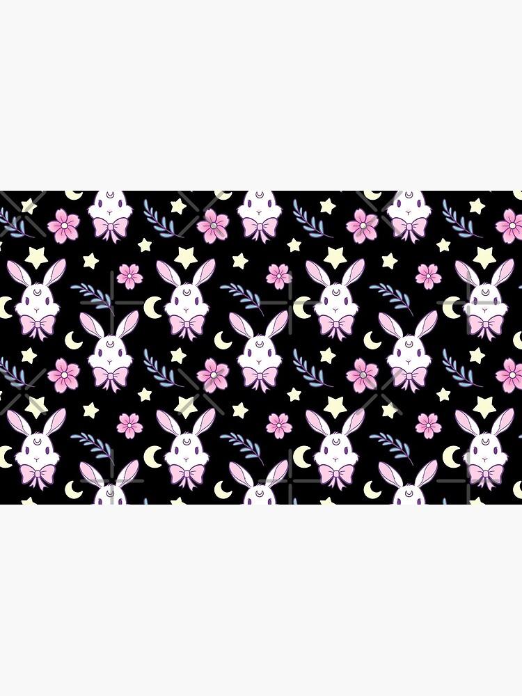 Sakura Bunny by nikury