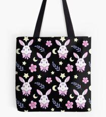 Sakura Bunny Tote Bag