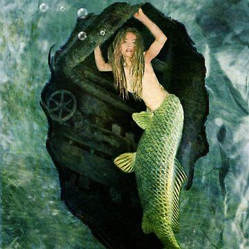 I have heard the mermaids singing, each to each by VenusOak
