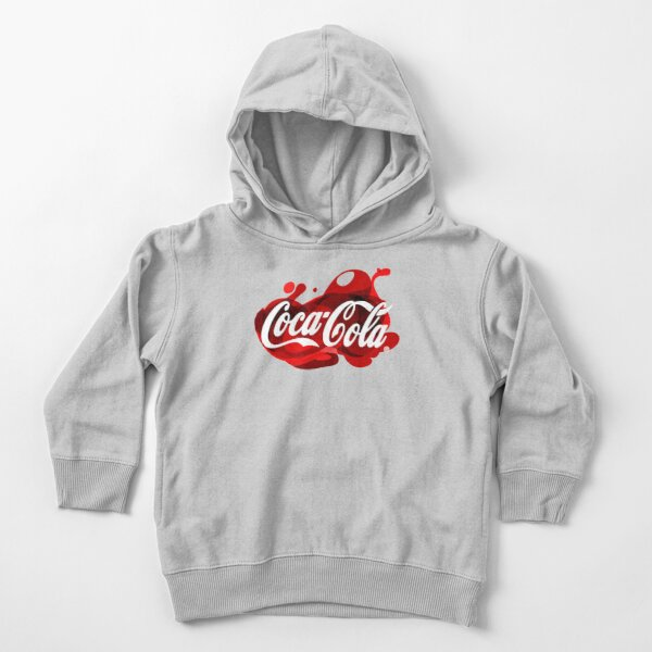 Coca-Cola Madness Sweat à capuche épais pour tout-petit