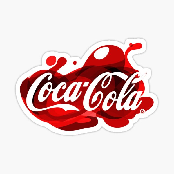 Coca-Cola Madness Sticker