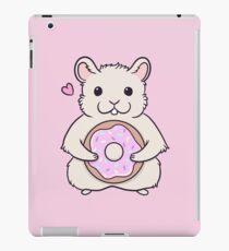 Donut Hamster iPad Case/Skin