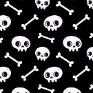 Cute Skulls by nikury