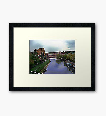 River Avon Framed Print