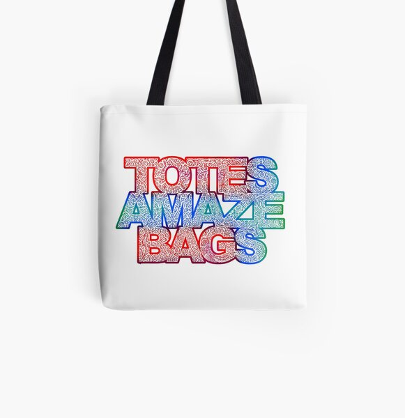 TOTES AMAZE BAGS All Over Print Tote Bag