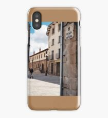 Plaza De Espana iPhone Case