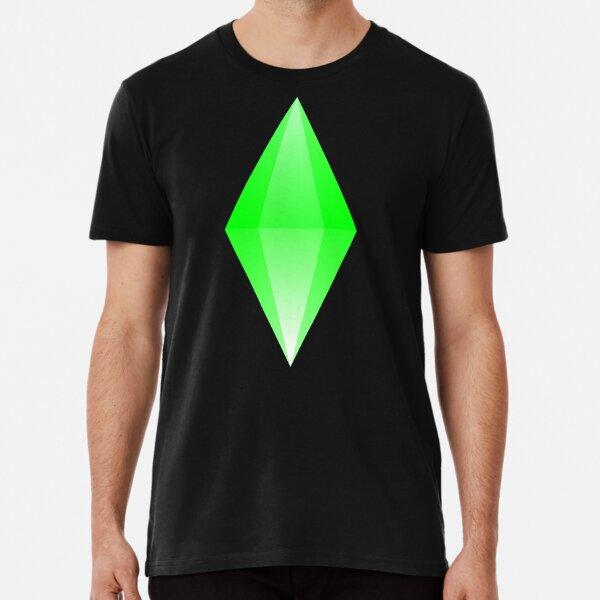 The Sims - Green Diamond (Good Moodlet) Premium T-Shirt