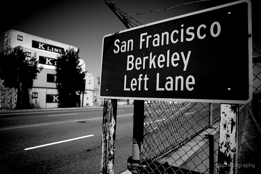 Berkeley and SF this way by jjcphotography