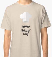 MASTER CHEF TSHIRT Classic T-Shirt