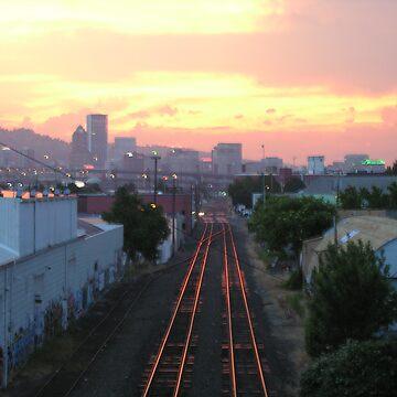 Rails by MilesB