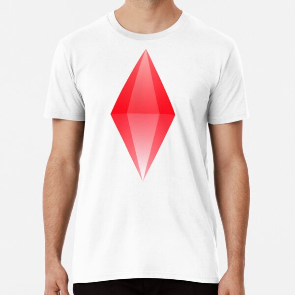 The Sims - Red Diamond (Bad Moodlet) Premium T-Shirt