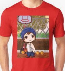 Basket Ball Player T-Shirt