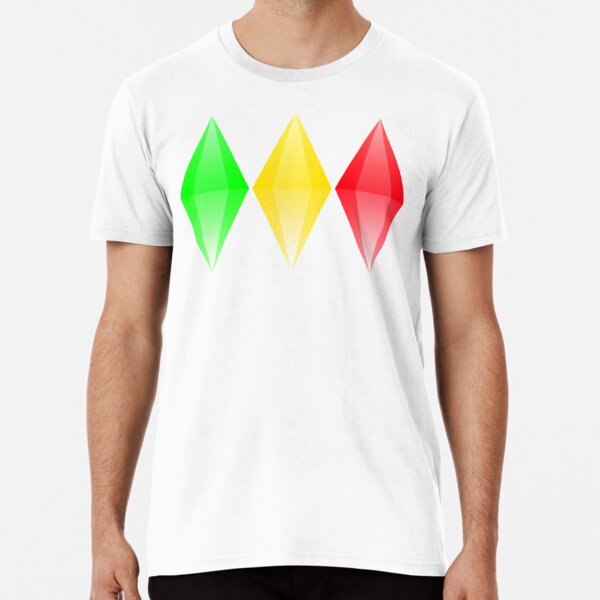 Sims Diamond Moodlets Premium T-Shirt