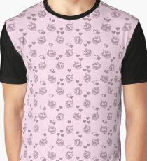 muffin love Graphic T-Shirt