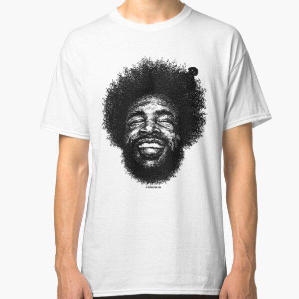 Scribbled Drummer  Classic T-Shirt