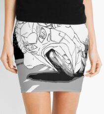 IOM TT Graphic Novel Mini Skirt