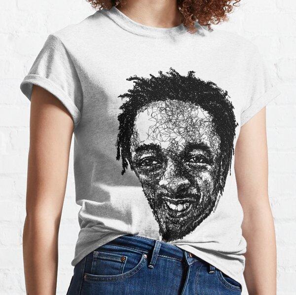 Scribbled King Kunta Classic T-Shirt
