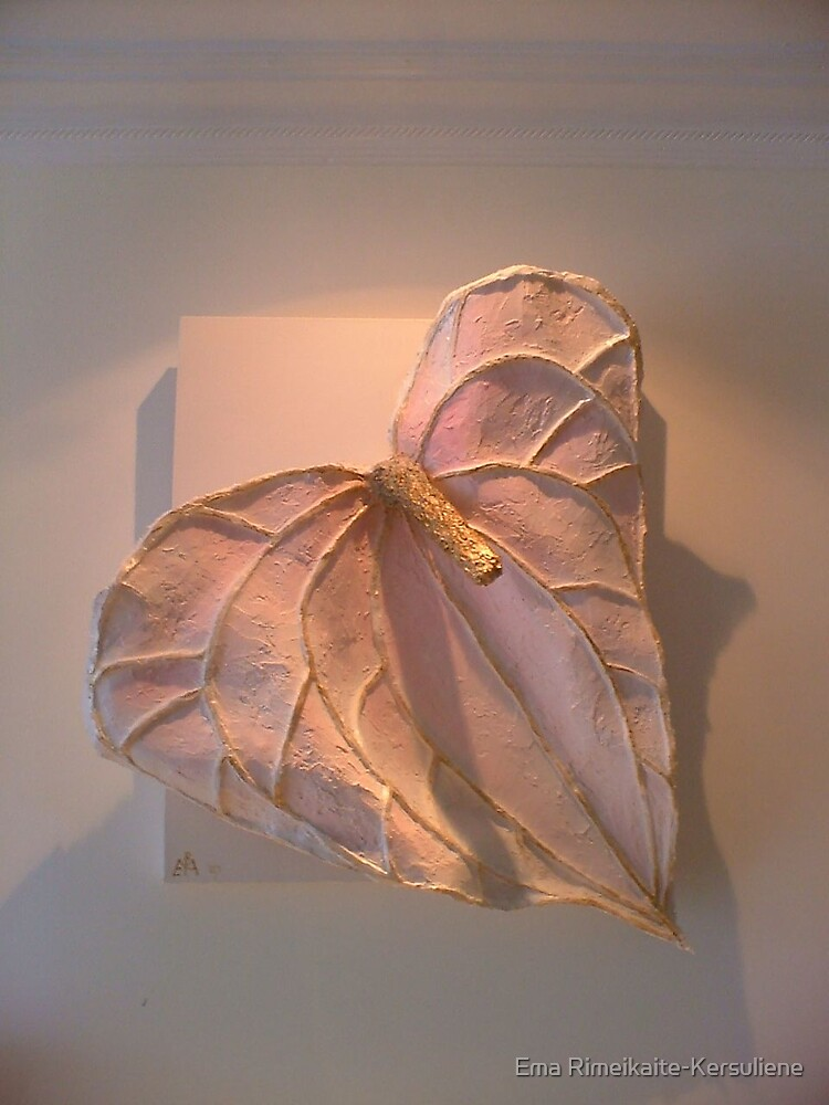 Blossom by Ema Rimeikaite-Kersuliene
