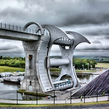 Falkirk Wheel by agurney