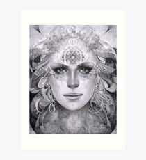 Gaia - B/W Art Print