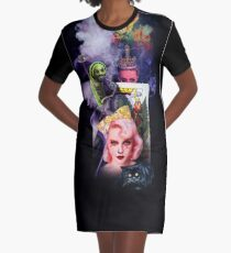 Drugged Graphic T-Shirt Dress