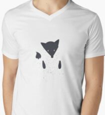 Cute fox with texture illustration T-Shirt
