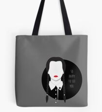 So Happy to See You Tote Bag