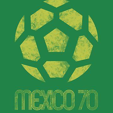Mexico 70 (vintage) by RetroPops