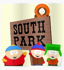 South Park Series Poster