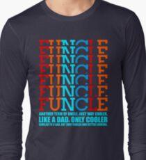 Vintage retro Awesome funcle teeshirts T-Shirt