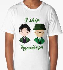 I ship Nygmobblepot Long T-Shirt