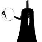 Twin Peaks - Phillip Jeffries Kettle (small, black) by Leatherface