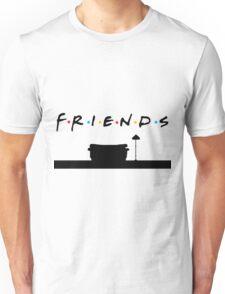 Friends TV Unisex T-Shirt