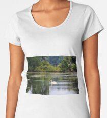 Swan Lake Women's Premium T-Shirt